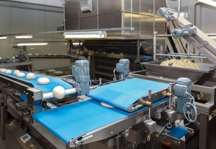 Machinebouw voor de Food Sector