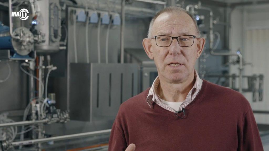 Peter van den Berg, docent Avans Hogeschool over de Summer School