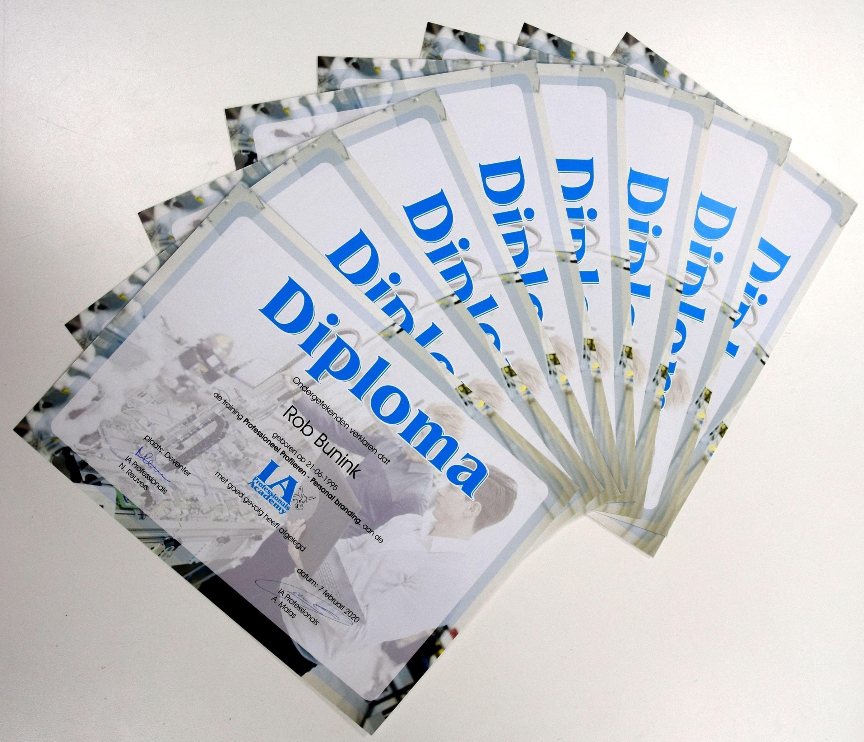 Diploma Personal Branding