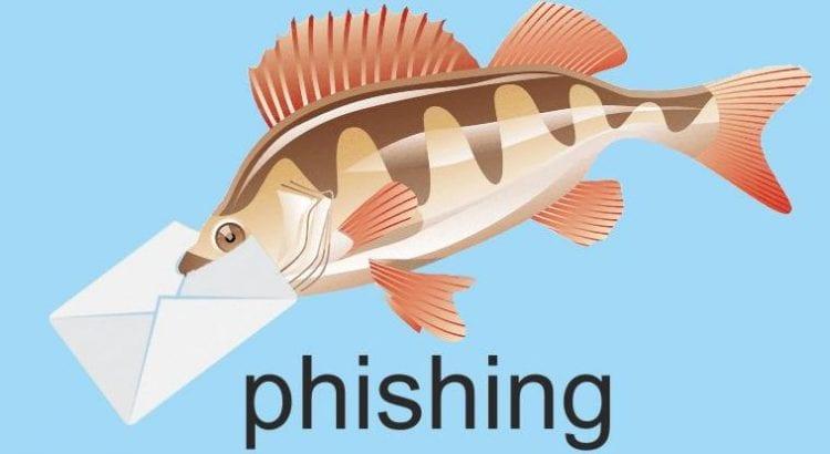 Phishing blijft een aandachtspunt