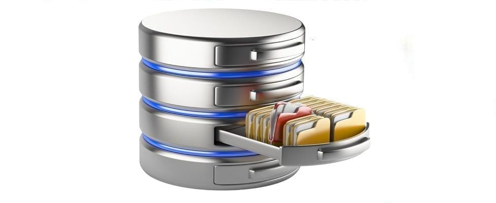Een database