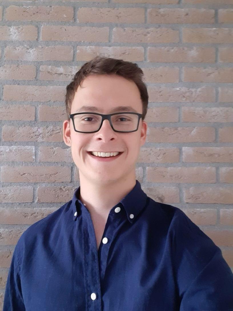 Jesper Kroes nieuwe junior